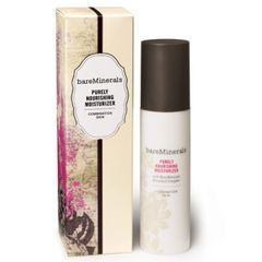bareMinerals Skincare Purely Nourishing Moisturizer Combination Skin