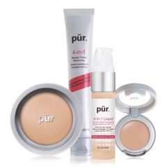 P�rminerals 4-in-1 Complexion Kit