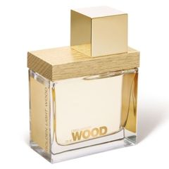 DSQUARED2 SheWood Golden Light Wood EdP
