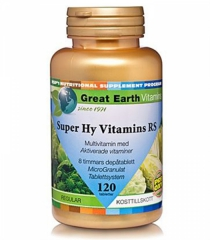 Great Earth Vitamins Super Hy Vitamins