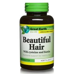Great Earth Vitamins Beautiful Hair
