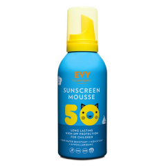 Evy Technology Sunscreen Mousse Kids SPF 50
