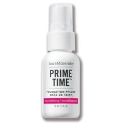 bareMinerals Prime Time Neutralizing Face Primer