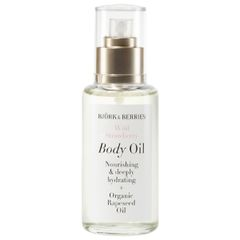 Bj�rk&Berries Wild Strawberry Body Oil