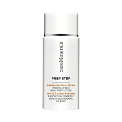 bareMinerals Prep Step  SPF 50 Mineral Shield Daily Prep Lotion