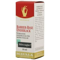 Mavala Barrier-Base Coat Treatment for Delicate Nails