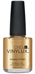 CND Vinylux Weekly Polish Brass Button