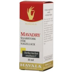 Mavala Mavadry Fast Drying Top Coat