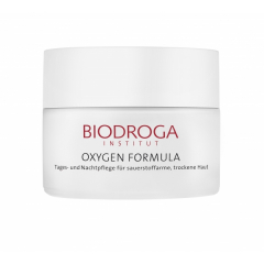 Biodroga Oxygen Formula Day & Night Care Dry Skin