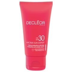 Decl�or Aroma Sun Expert Protective Anti-Wrinkle Cream Face SPF 30