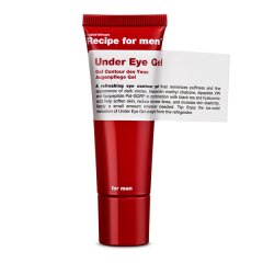 Recipe for men Under Eye Gel