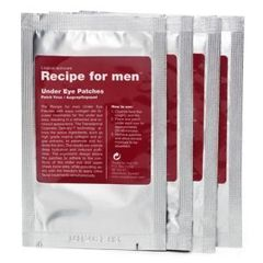 Recipe for men Eye Patches