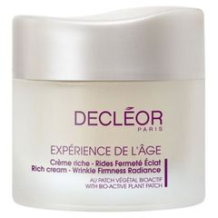 Decl�or Exp�rience de l��ge Rich Cream