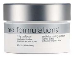 MD Formulations Daily Peel Pads
