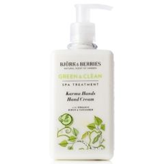 Bj�rk&Berries Green & Clean Karma Hands Hand Cream