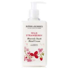 Bj�rk&Berries Wild Strawberry Heavenly Touch Hand Cream