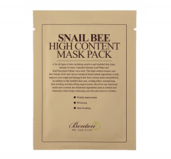 Benton Snail Bee High Content Mask Pack 1 unit