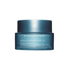 Clarins Hydra-Essentiel Silky Cream SPF 15 Normal to dry skin