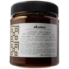 Davines Alchemic Conditioner Chocolate
