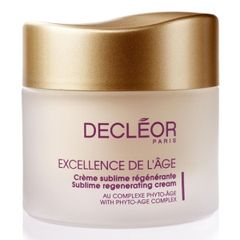 Decl�or Excellence de l'�ge Sublime Regenerating Cream