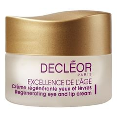 Decl�or Excellence de l'�ge Regenerating Eye and Lip Cream