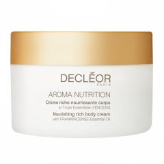 Decléor Aroma Nutrition Nourishing Rich Body Cream