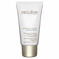 Decléor Hydra Floral White Petal Perfecting Hydrating Sleeping Mask
