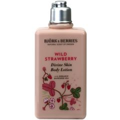 Bj�rk&Berries Wild Strawberry Divine Skin Body Lotion