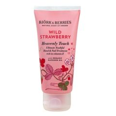 Bj�rk&Berries Wild Strawberry Heavenly Touch Hand & Nail Treatment