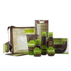 Macadamia Natural Oil Travel Kit