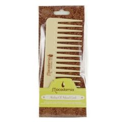 Macadamia Natural Oil Healing Oil Infused Comb