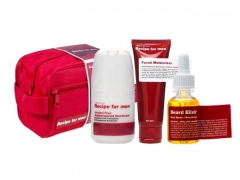 Recipe for men Superior Grooming Essentials Kit