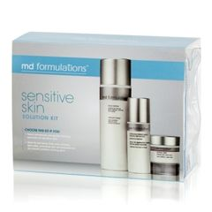 MD Formulations Solution Kit Sensitive Skin