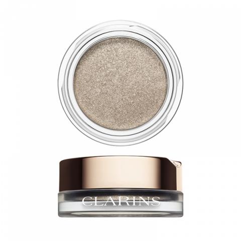 Clarins Ombre Iridiscente Sparkling Eyeshadow 09 Silver Rose
