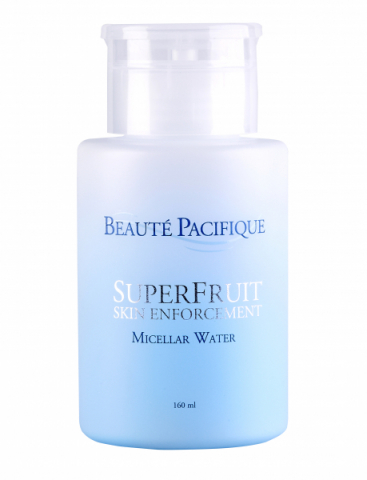 Beauté Pacifique SuperFruit Skin Enforcement Micellar Water  i gruppen Ansikte / Serum & olja hos Hudotekets Webshop (superfruitWater)