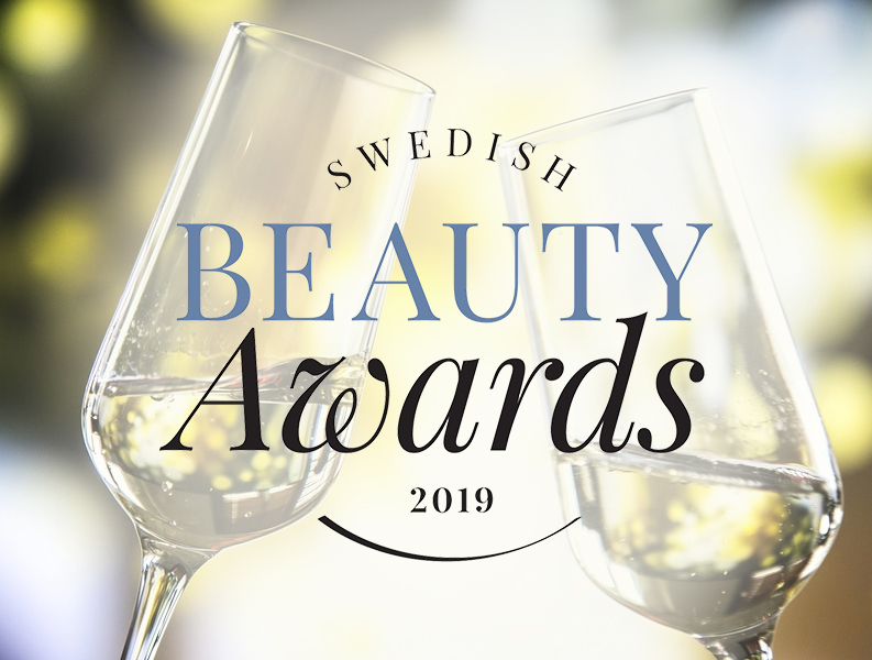 swedish beauty award