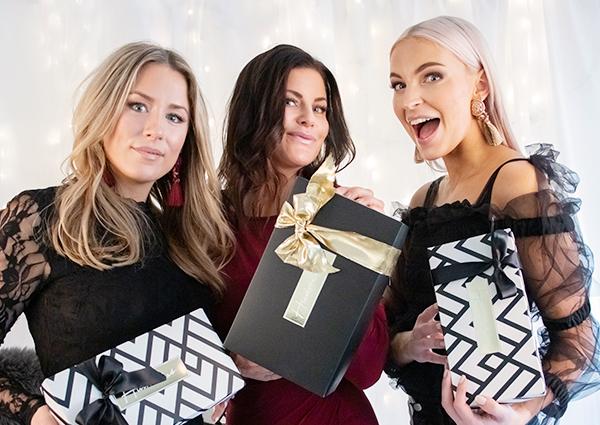 Ge bort ett uppskattat presentkort på en skön behandling. Perfekta julklappen