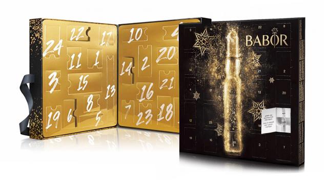 Årets julkalendrar inom skönhet hittar du på Hudoteket.se