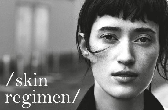 Skin Regimen på Hudoteket